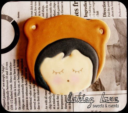 Cookie Doll Bear