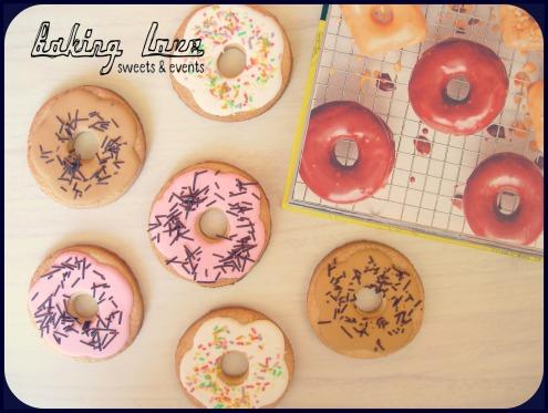 Cookies donuts