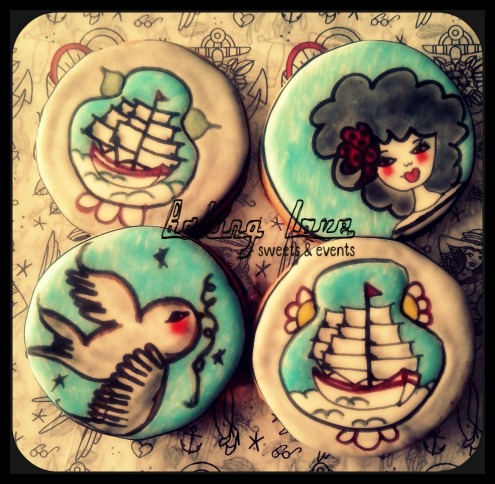 Cookies Tattoos