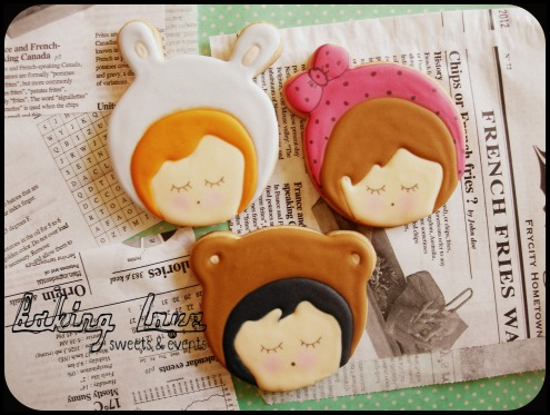 Pack Cookie Dolls