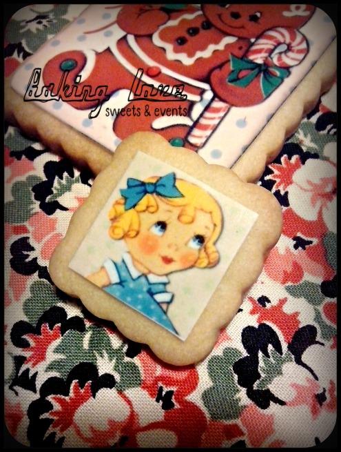 Paper sucre vintage