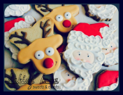 Pack Reno i Santa Claus